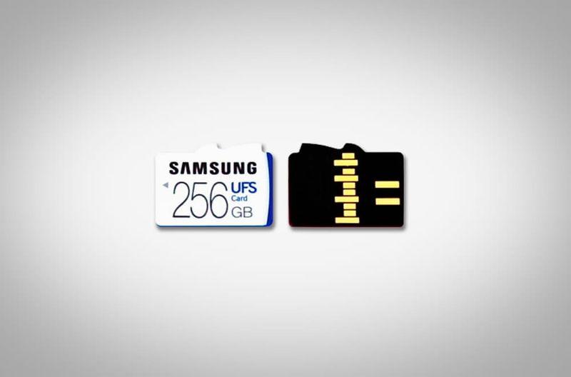 Samsung представила флешку с очень быстрой передачей данных