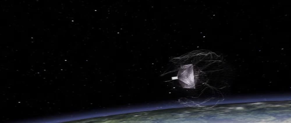 В 2017 году орбиту Земли начнут очищать от мусора
