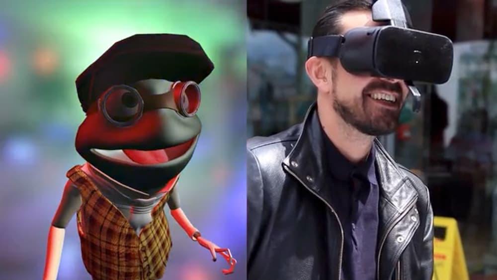 Veeso создаст VR-очки с возможностью личного общения с другими пользователями