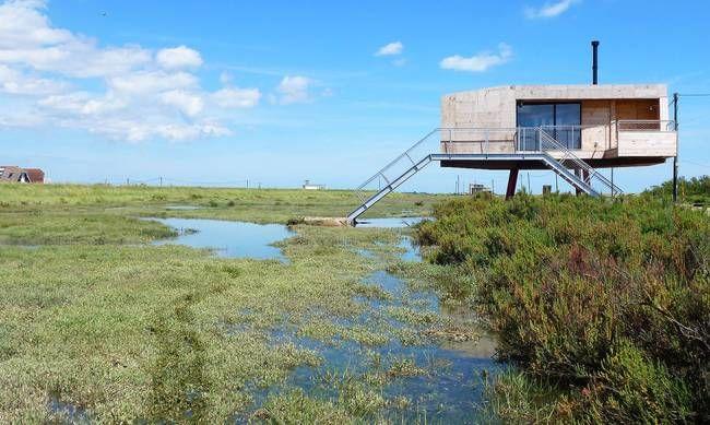 Построен дом с самой минимальной нагрузкой на экологию