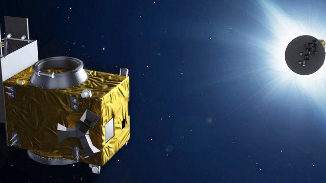 ESA создаст искусственное Солнечное затмение