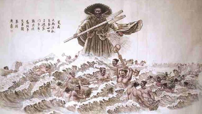 Ученые доказали, что в Китае был Великий потоп