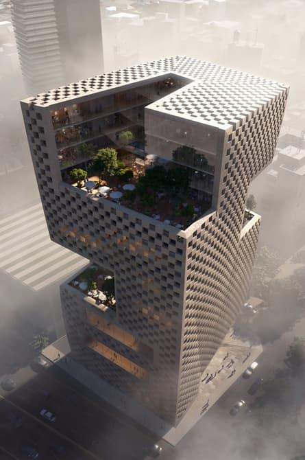 Появился победитель проекта новой штаб-квартиры BLF