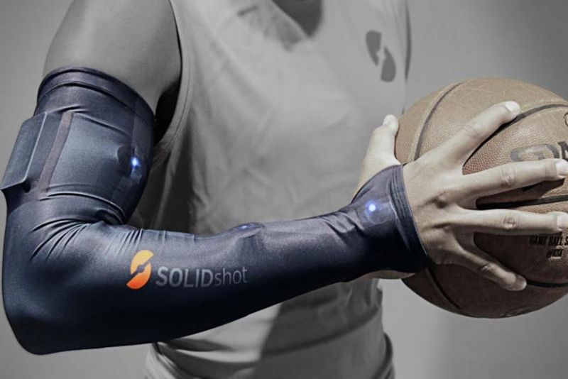 Разработан специальный смарт-рукав для спортсменов