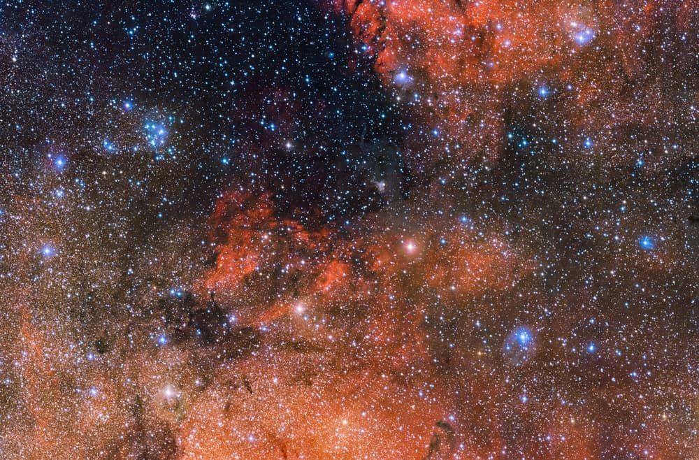 Ученые получили подробный снимок скопления эволюционирующих звезд