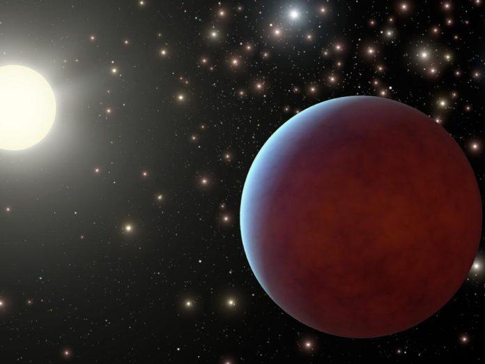 Юпитероподобная планета