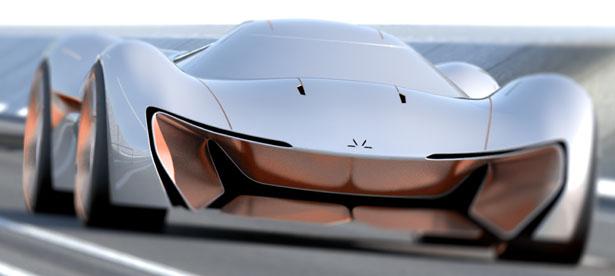 Создан новый концепт GT авто