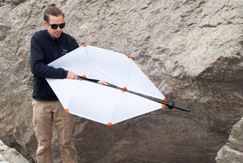 Предложена самая компактная модель ветрогенератора