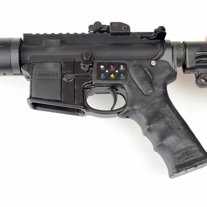 Создан смарт-пистолет с необычной системой защиты от выстрелов