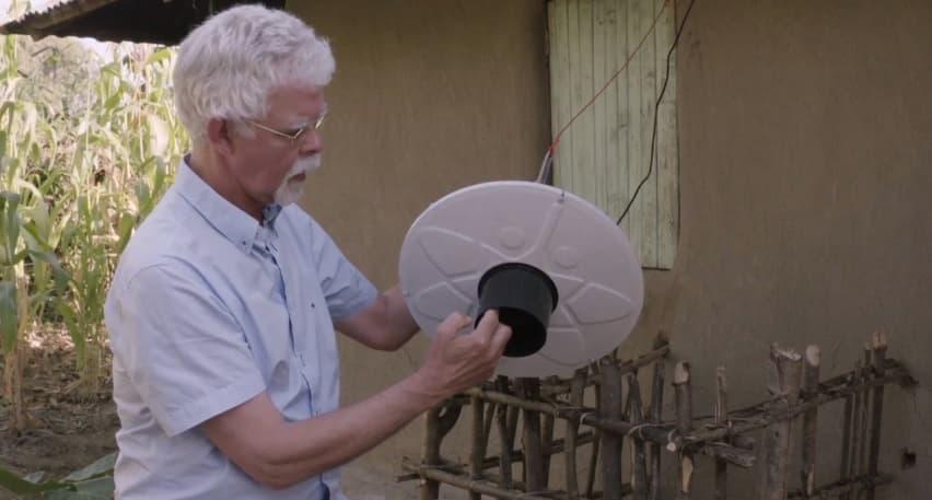 Созданы ловушки для комаров работающие от солнечных батарей