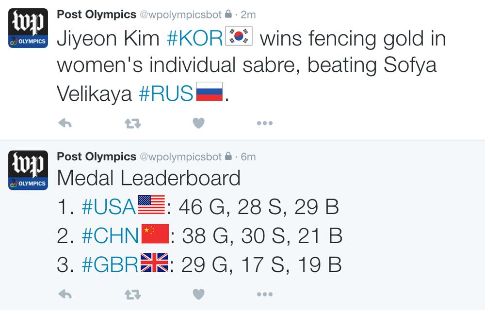 Об Олимпиаде пишет даже искусственный интеллект