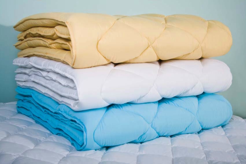 Сколько весит ватное одеяло полуторное