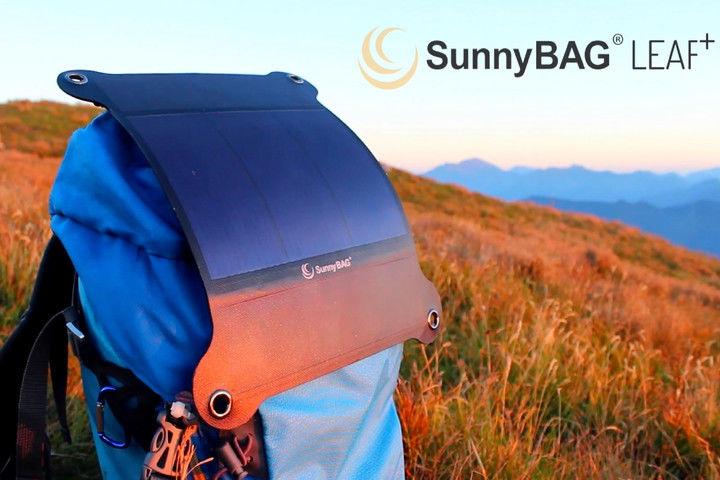 Создано самое удобное зарядное устройство на солнечных панелях