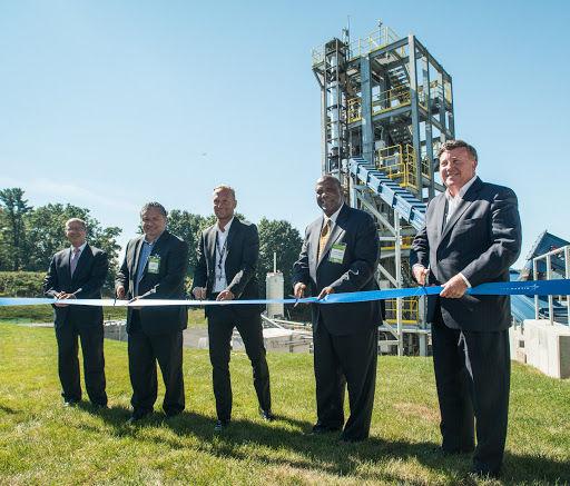 Компания Lockheed Martin  открыла свой завод по производству энергии