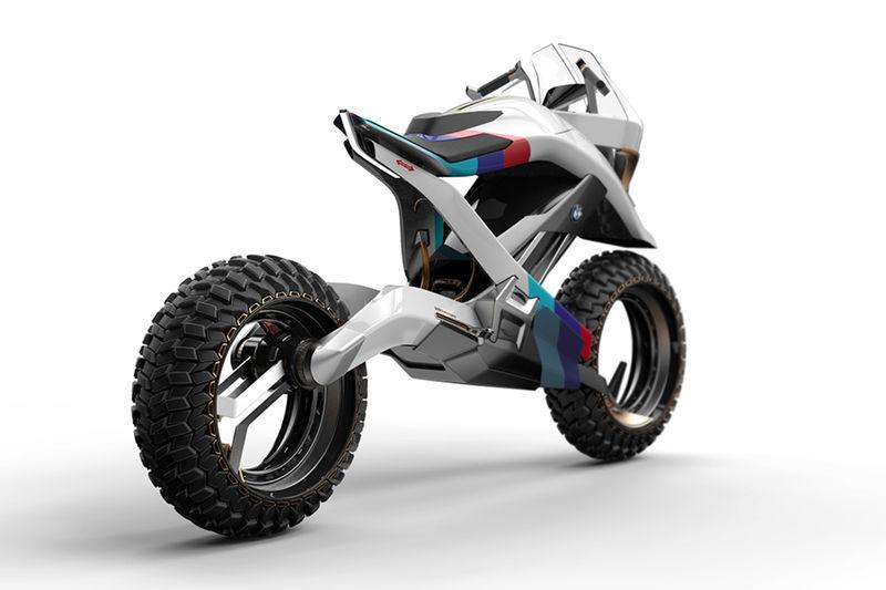 BMW MOTO PARTS