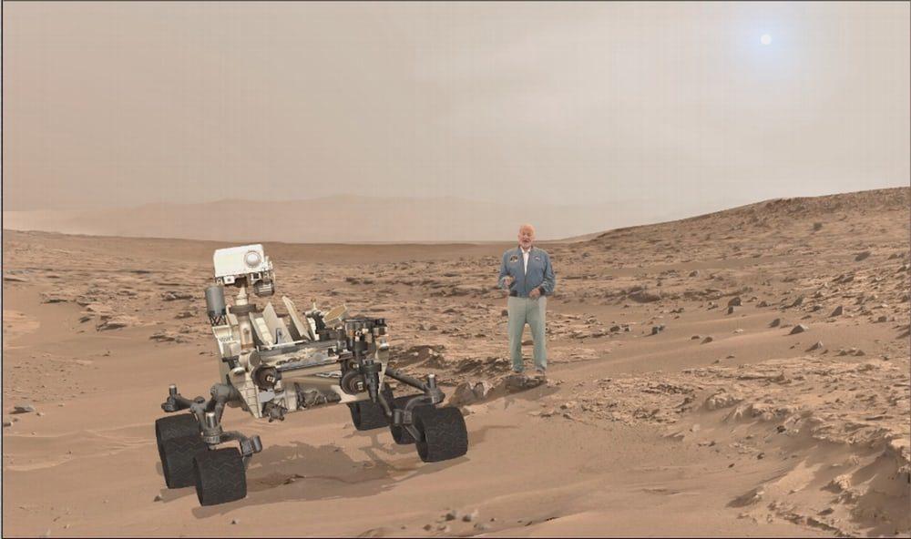 В Центре Кеннеди появилась возможность посетить Марс