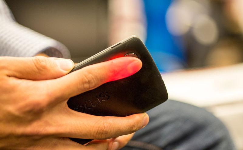 Создано приложение на смартфон для анализа на анемию