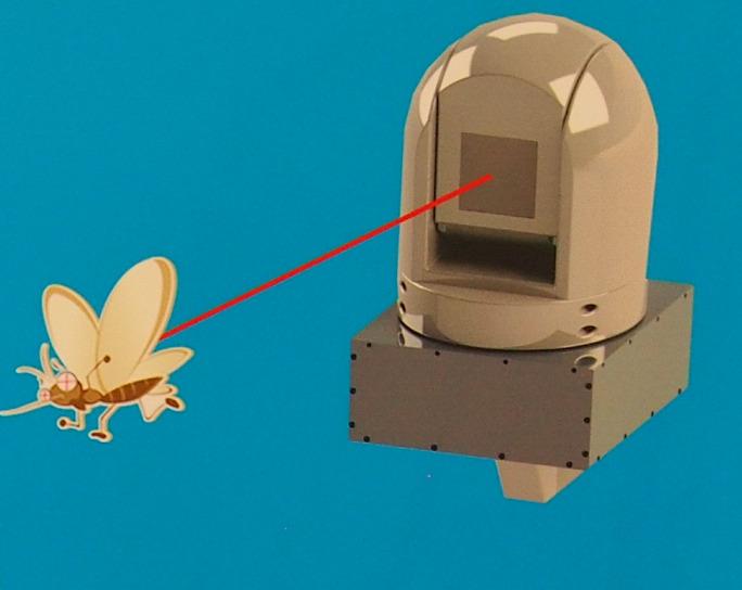 Команда инженеров создала танк для борьбы с комарами