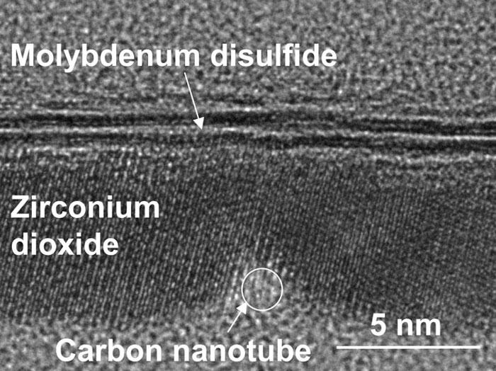 Ученым удалось создать самый маленький в мире транзистор