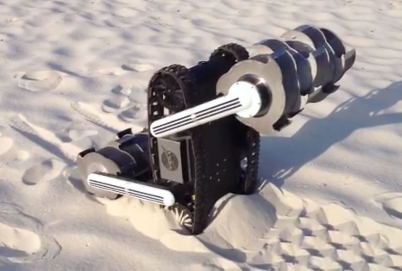 В NASA создали космического робота-рабочего