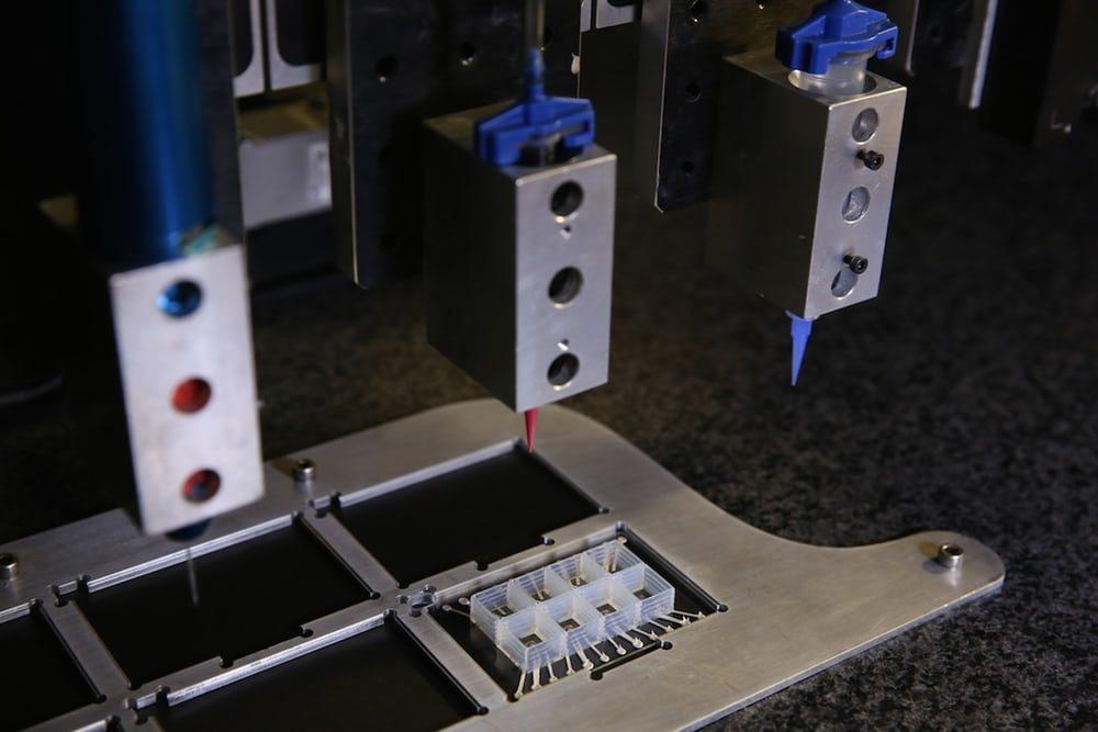 Созданы материалы для печати органов