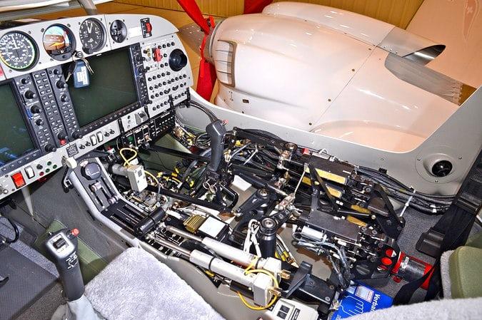 DARPA создали систему для полной автоматизации самолета