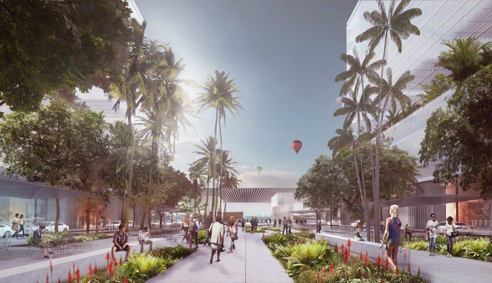Скоро стартует строительство водной площади-пантона