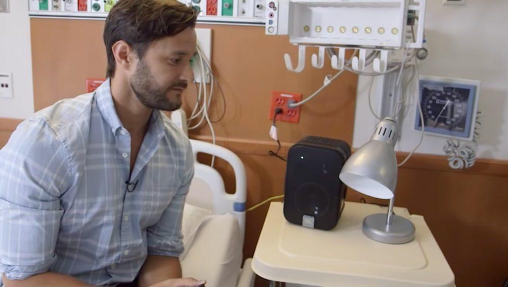 В больницах может появиться ИИ-сиделка