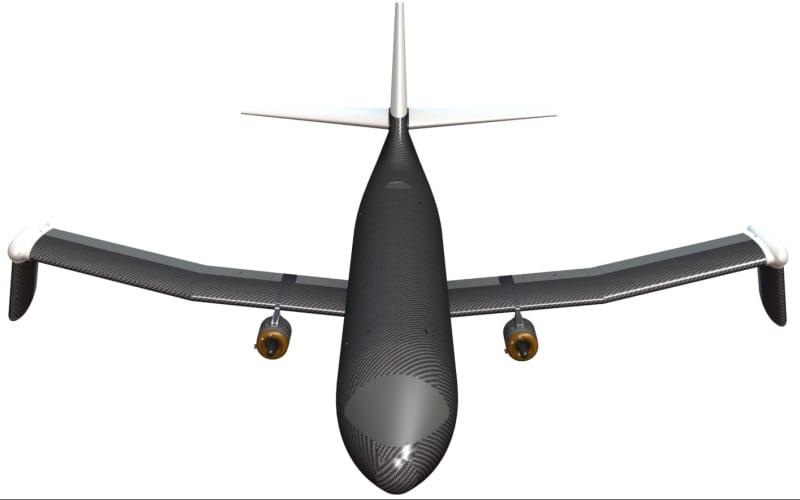 """NASA хочет научить самолеты """"работать крыльями"""""""
