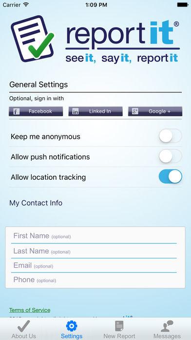 В США создали анонимное приложение для жертв и свидетелей
