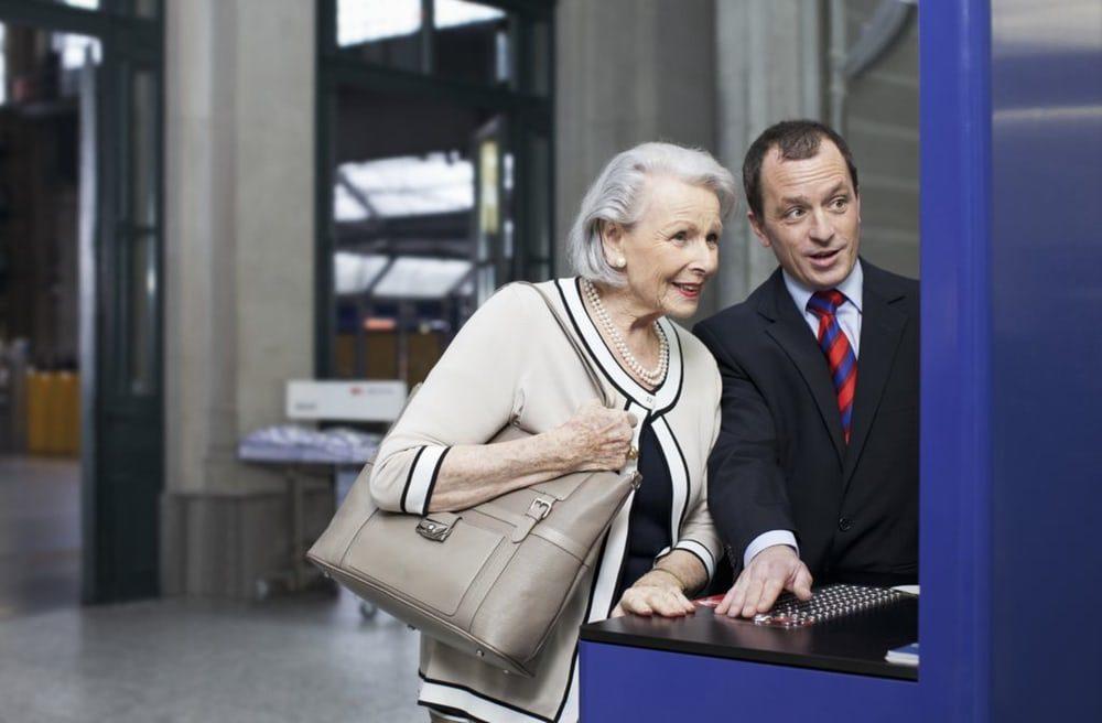 На любом вокзале Швейцарии можно будет купить биткоины