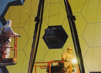 Телескоп Webb