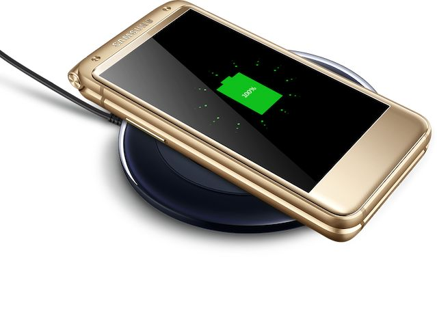Возвращение в ретро: раскладушка от Samsung с двумя экранами