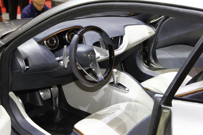 Maserati выпустит свое первое авто работающее на электричестве