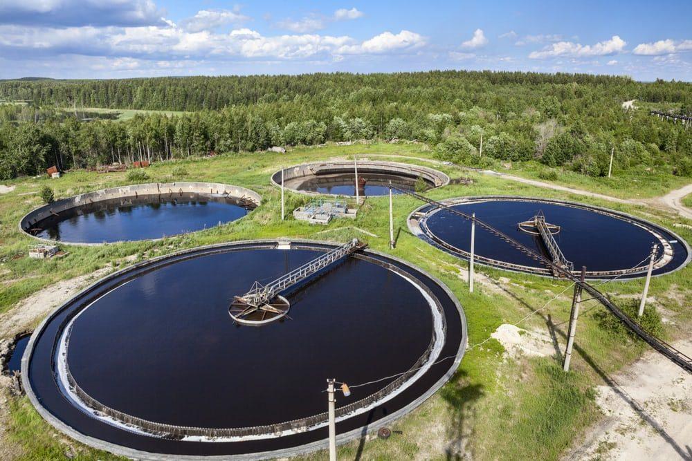 Очистные сооружения могут получать энергию из сточных вод