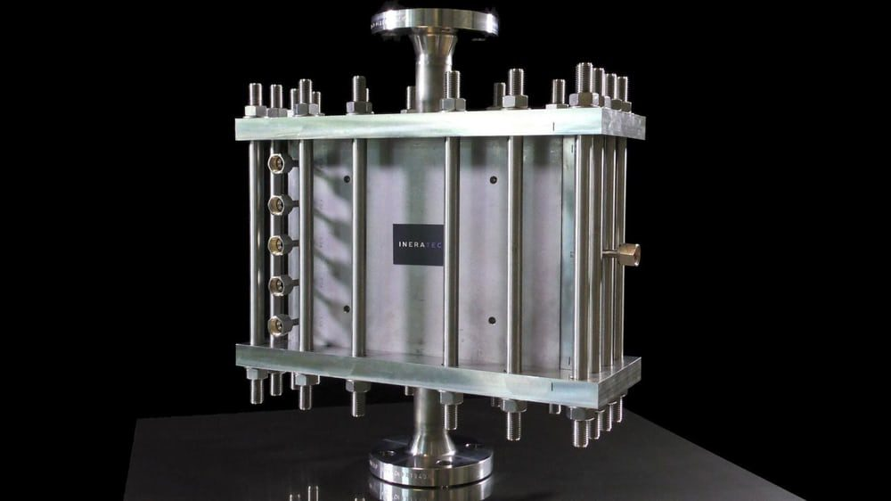 Немецкие инженеры создают бензин из СО2