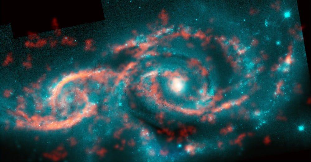 Ученые исследуют космическое цунами