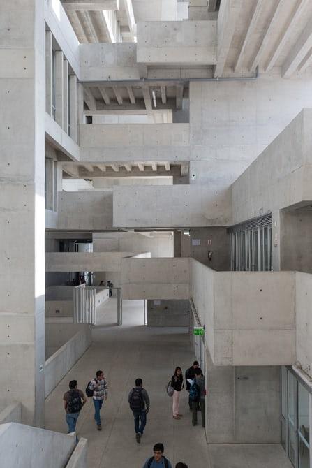 В конкурсе RIBA выиграл проект кампуса для студентов