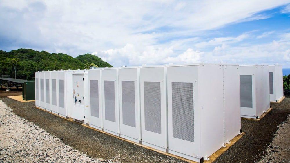 В Американском Самоа появилась солнечная энергостанция