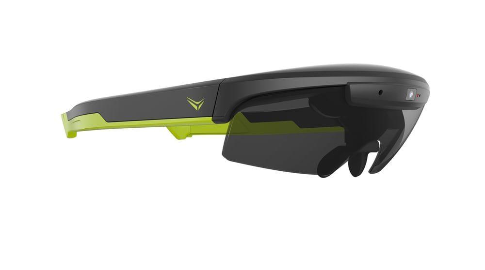 """Израильская компания разработала велосипедные очки """"как у летчиков"""""""
