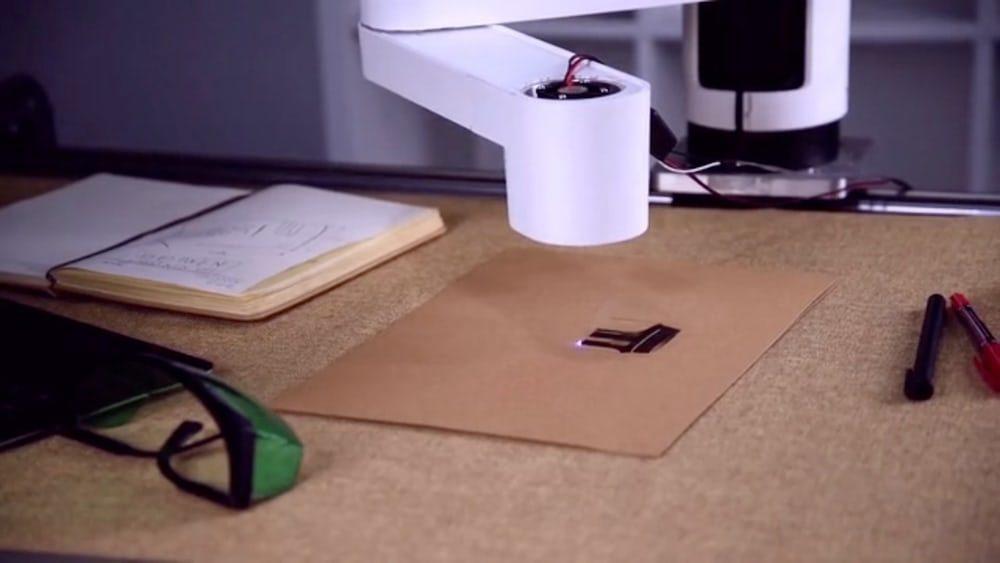 Создана небольшая роботизированная рука для малого бизнеса