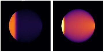 Планетологи нашли планету с облаками из драгоценных камней