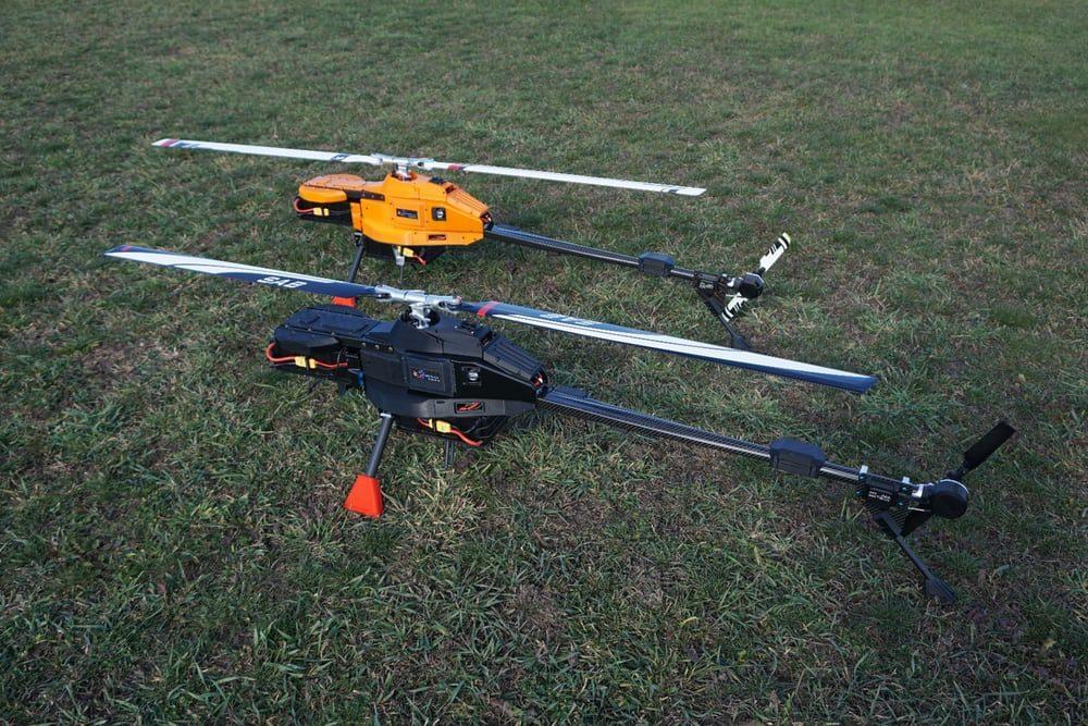Канадская компания представила беспилотный вертолет