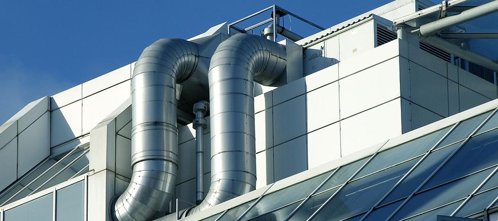 Типы и виды промышленный систем вентиляции и кондиционирования