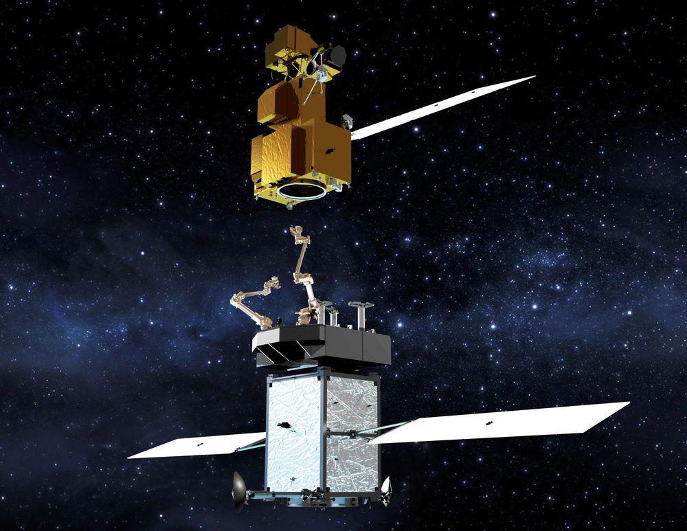 NASA построит наорбите ремонтную станцию