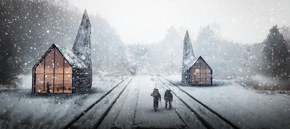 На Транссибирской магистрали могут появиться странные станции