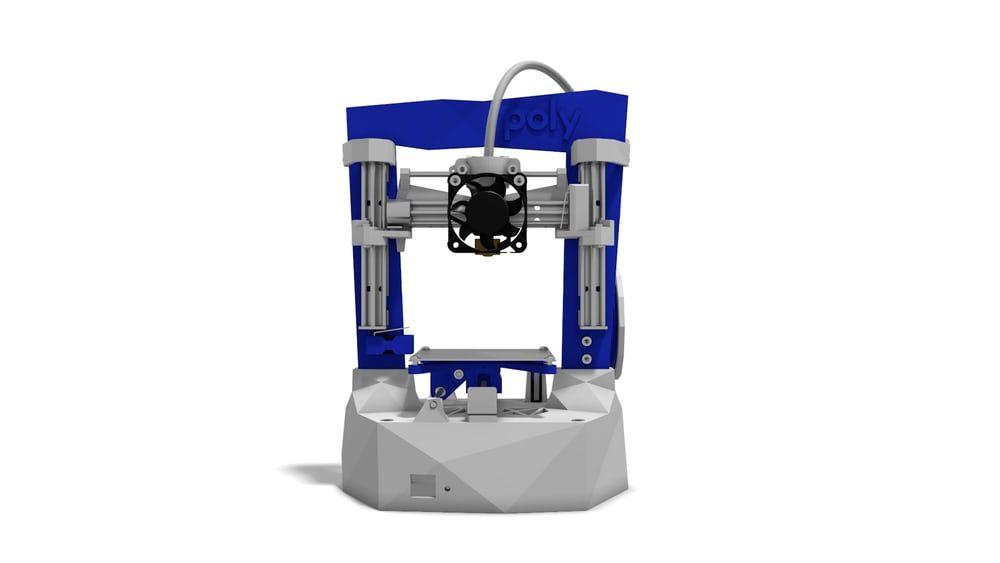 Разрабатывается бытовой крошечный 3D-принтер