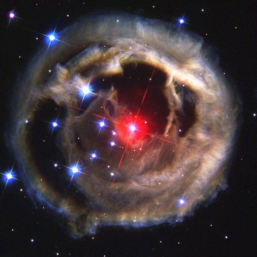 Астрономы спрогнозировали видимое столкновение двух звезд