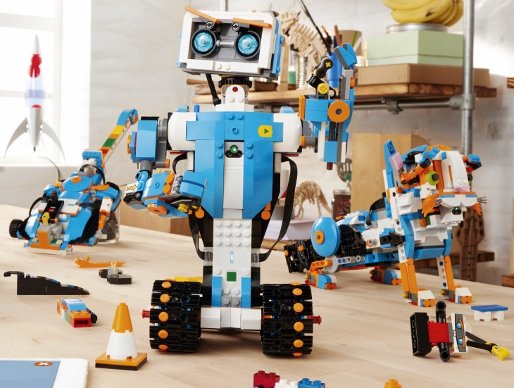Теперь из Lego можно построить робота-животное