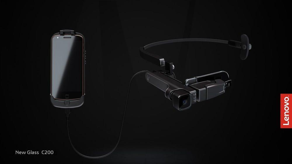 Lenovo создала свои умные очки